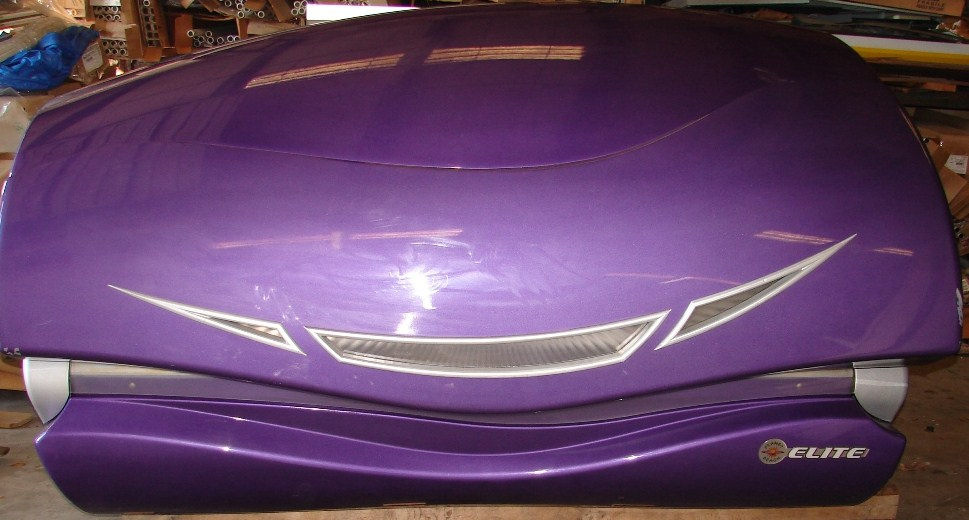 photo of a SS755 in purple color closed
